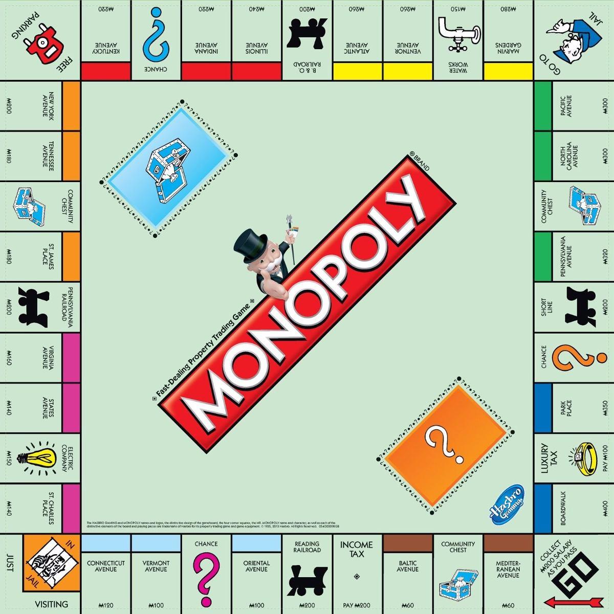 Monopoly Freeware