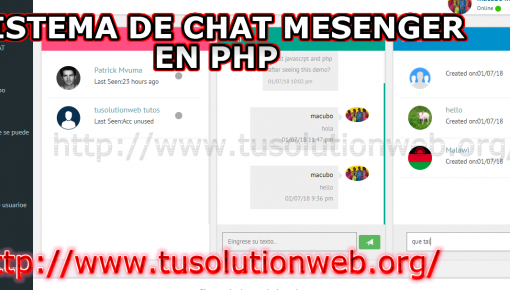 Php chat source code free download