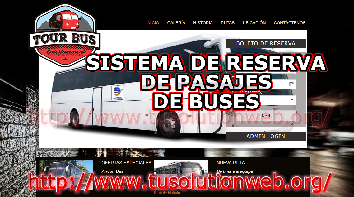 Online Bus Reservation In Php Project Code Source Free