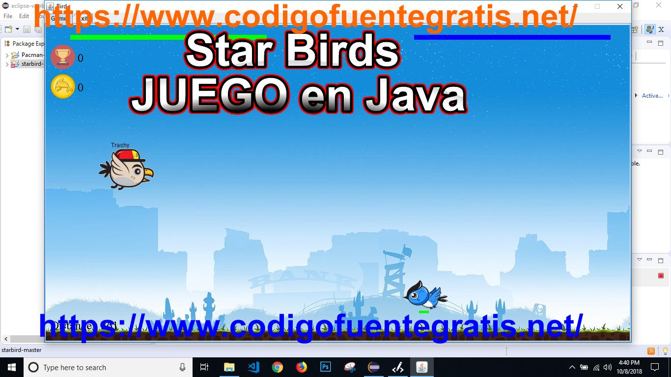 Stargames Java