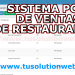 project for restaurant management system