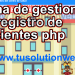 clinic management system php free download