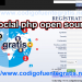 social network system with php mysql source code