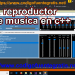 audio player c++ source code