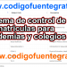 enrollment system php mysql source code