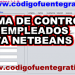 employee management system in java source code